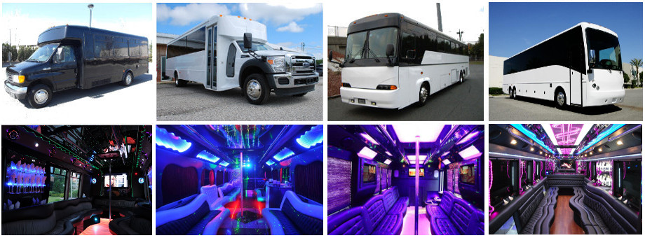Party Buses In Indianapolis