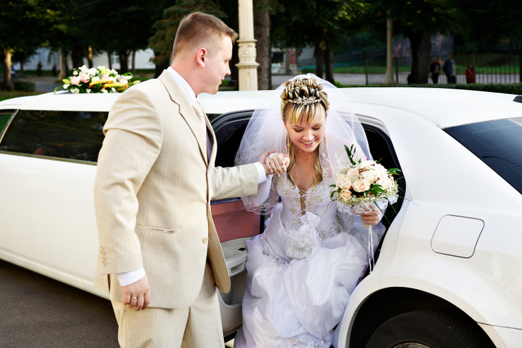 Wedding Transportation Limo Service Indianapolis